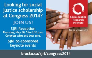 Social Justice Research Institute - Brock University